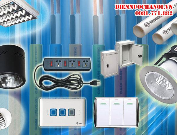 Dich vụ sửa chữa - bảo trì điện nước tại nhà chuyên nghiệp cùng diennuochanoi.vn