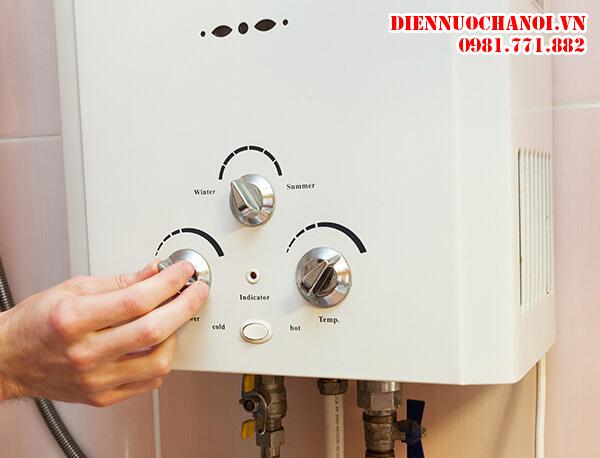 Sửa chữa bình nóng lạnh tại nhà ở Hà Nội - Có mặt sau 30 phút